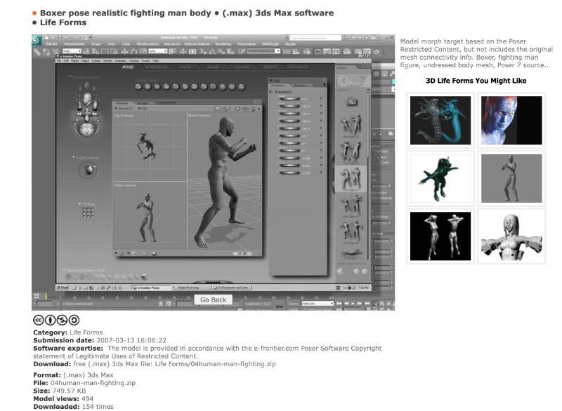 Artist-3D